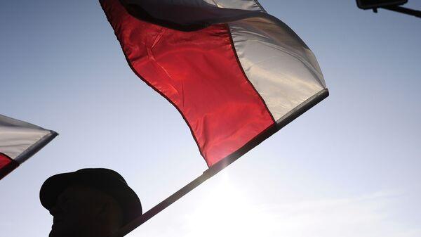 Застава Пољске - Sputnik Србија