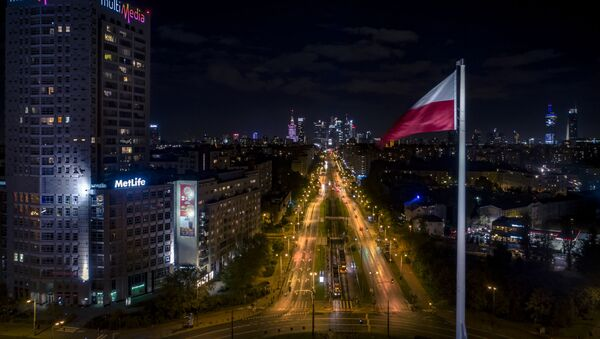 Zastava Poljske u Varšavi - Sputnik Srbija