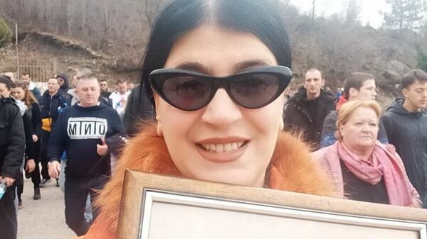 Rada Višnjić - Sputnik Srbija