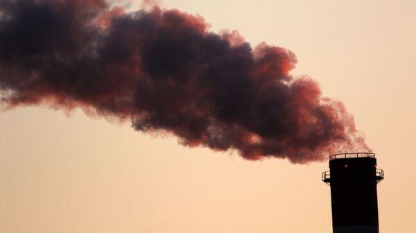 Nvi Sad, dimnjak, zagađenje - Sputnik Srbija