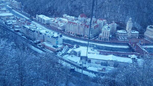 Руска Швајцарска - Путиново омиљено скијалиште - Sputnik Србија
