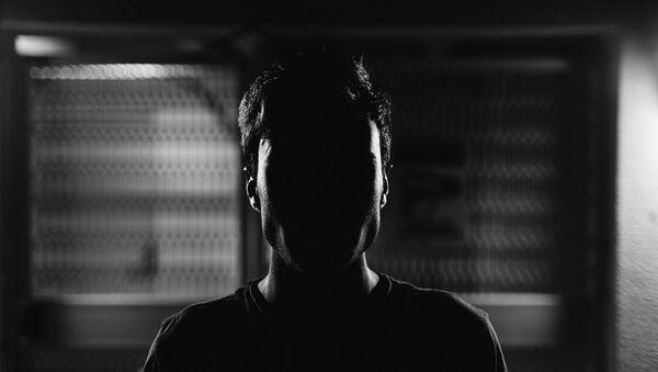 Muškarac u senci - Sputnik Srbija