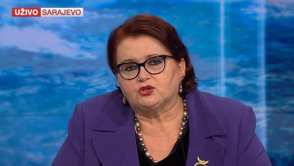 Bisera Turković, ministarka spoljnih poslova BiH - Sputnik Srbija