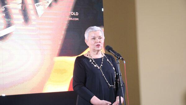 Jelena Čepurnih, zamenik glavnog urednika MIA Rusija sevodnja - Sputnik Srbija