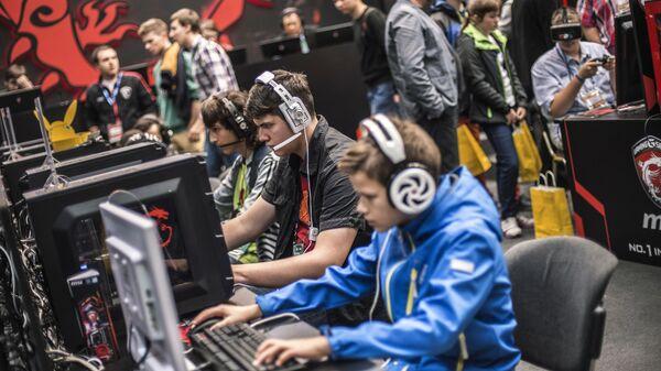Sajam video-igara u Moskvi - Sputnik Srbija