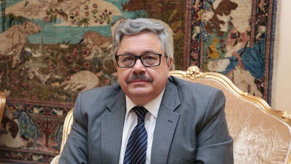 Ambasador Rusije u Turskoj Aleksej Jerhov - Sputnik Srbija