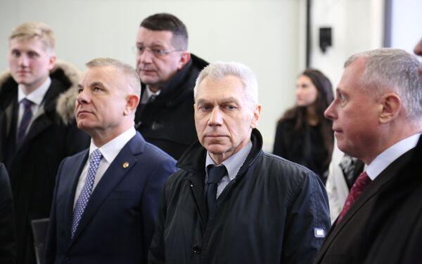 Посета руских званичника Руско-српском хуманитарном центру - Sputnik Србија