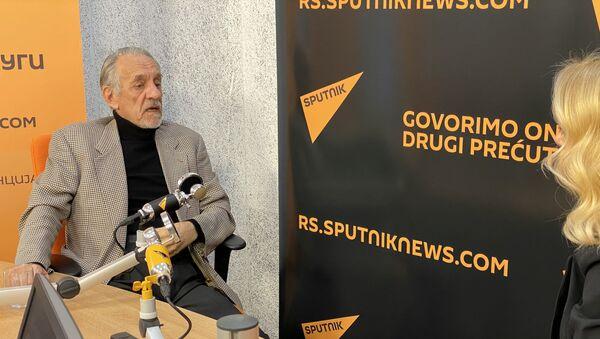 Махмут Бушатлија - Sputnik Србија
