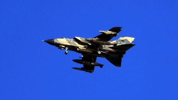 Saudi Tornado warplane (File) - Sputnik Srbija