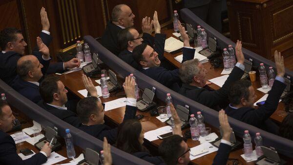 Косовски парламент - Sputnik Србија