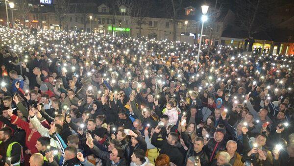 Litija u Nikšiću - Sputnik Srbija