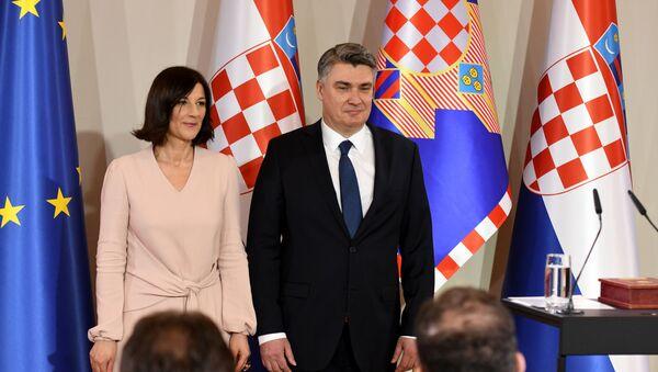 Инаугурација Зорана Милановића - Sputnik Србија