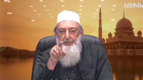 Šeik Imram Husein - Sputnik Srbija