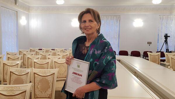 Главној уредници Спутњика додељена престижна награда у Москви - Sputnik Србија