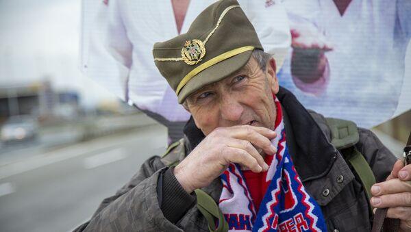 Milovan Milutinović poznat je i kao Užički Supermen - Sputnik Srbija