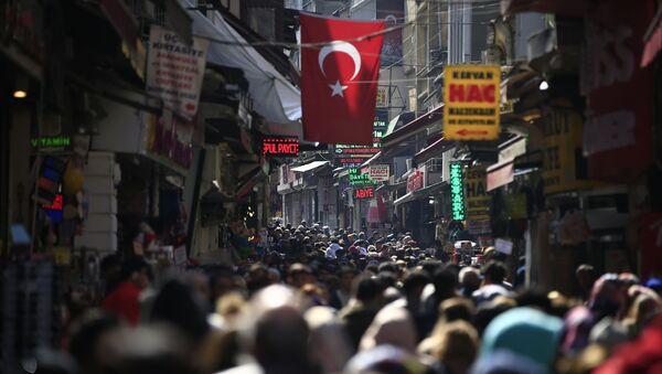 Султанахмет улица у Истанбулу - Sputnik Србија