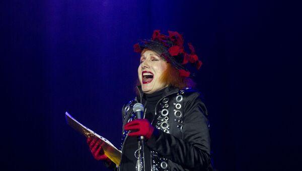 Хрватска певачица Јосипа Лисац на концерту у Сава Центру - Sputnik Србија