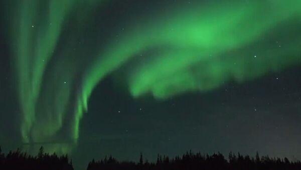 Aurora borealis - Sputnik Srbija