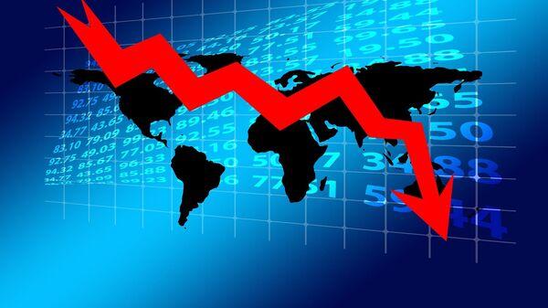Pad svetske ekonomije - Sputnik Srbija