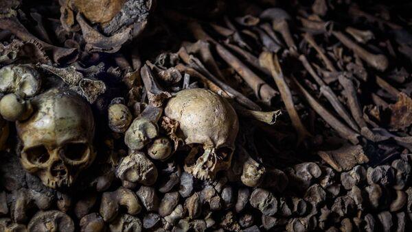 Ljudske kosti - Sputnik Srbija