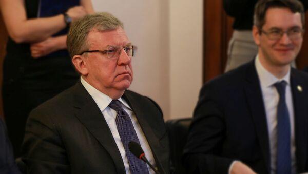 Алексеј Кудрин на састанку у Београду - Sputnik Србија