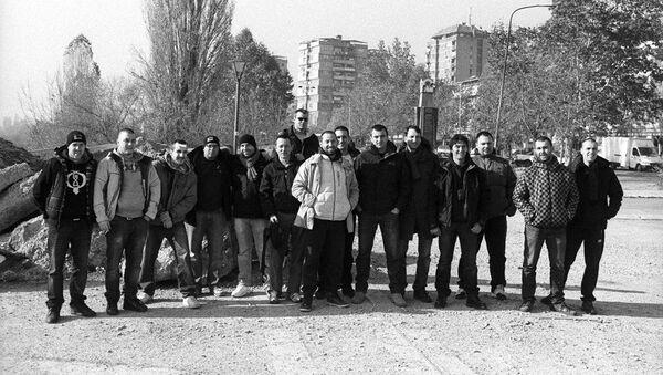 Beogradski sindikat - Sputnik Srbija