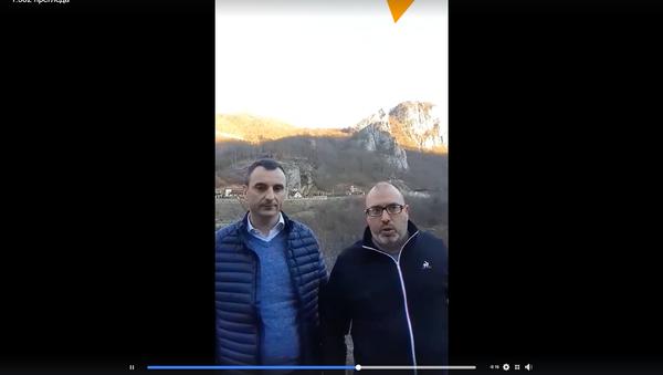 Članovima Beogradskog sindikata nije dozvoljen ulazak u Crnu Goru - Sputnik Srbija