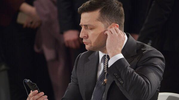 Ukrajinski predsednik Vladimir Zelenski - Sputnik Srbija