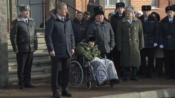 Parada u čast veterana - Sputnik Srbija