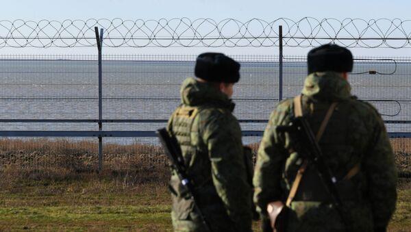 Granica između Rusije i Ukrajine - Sputnik Srbija