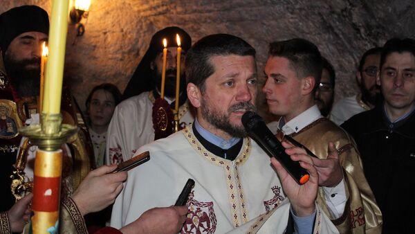 Otac Gojko Perović - Sputnik Srbija