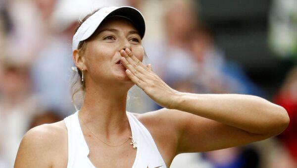 Руска тенисерка Марија Шарапова - Sputnik Србија