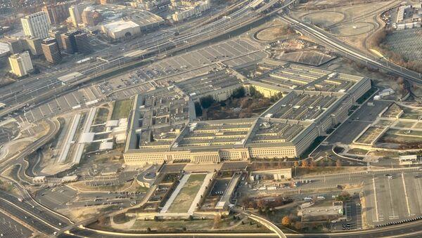 Зграда Пентагона у Вашингтону - Sputnik Србија