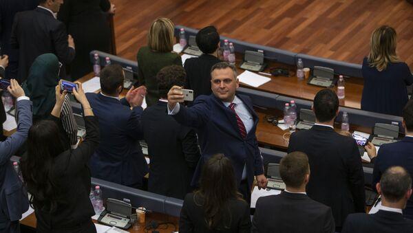 Косовска скупштина, заседање - Sputnik Србија