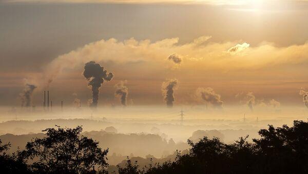 Zagađenje vazduha - Sputnik Srbija