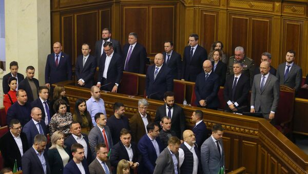 Nova vlada u Ukrajini - Sputnik Srbija
