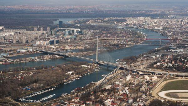 Панорама Београда - Sputnik Србија