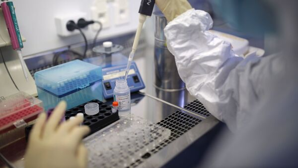 Sistemi za testiranje na koronavirus - Sputnik Srbija