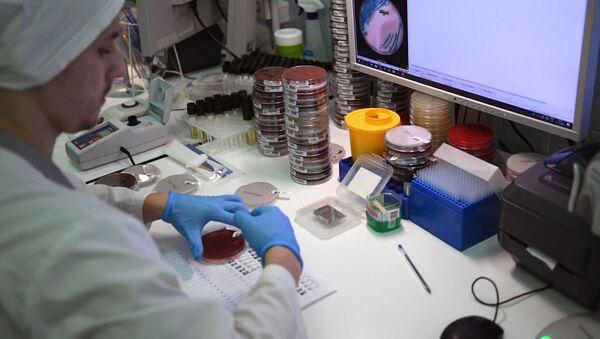 Laboratorija u Moskvi - Sputnik Srbija