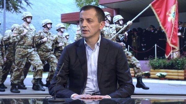 Predrag Bošković, ministar odbrane Crne Gore - Sputnik Srbija
