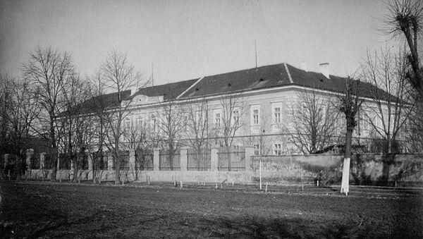 Руска болница – санаторијума у Панчеву - Sputnik Србија