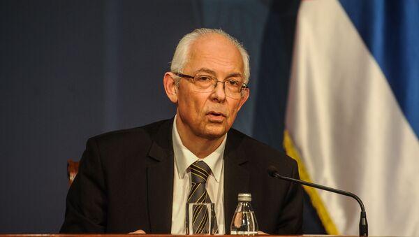 Epidemiolog Predrag Kon - Sputnik Srbija