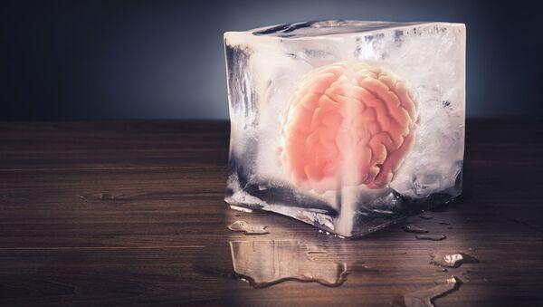 Замрзнути мозак - Sputnik Србија