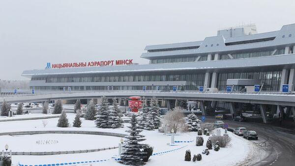 Aerodrom u Minsku - Sputnik Srbija