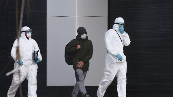 Mere protiv koronavirusa u Rusiji  - Sputnik Srbija