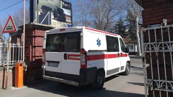 Klinika za Infektivne bolesti - Sputnik Srbija