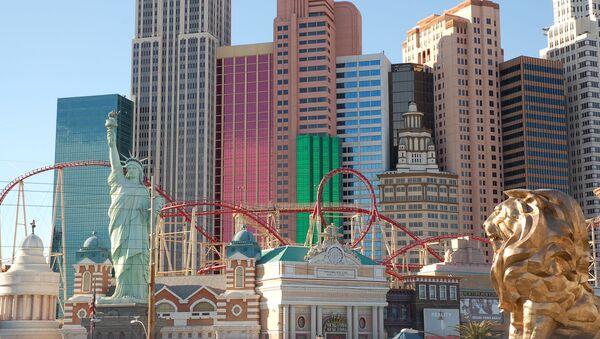 Хотел и коцкарница Њујорк у Лас Вегасу - Sputnik Србија