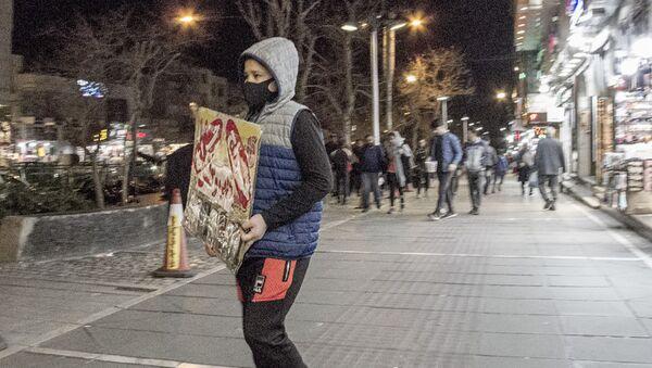 Korona u Teheranu - Sputnik Srbija