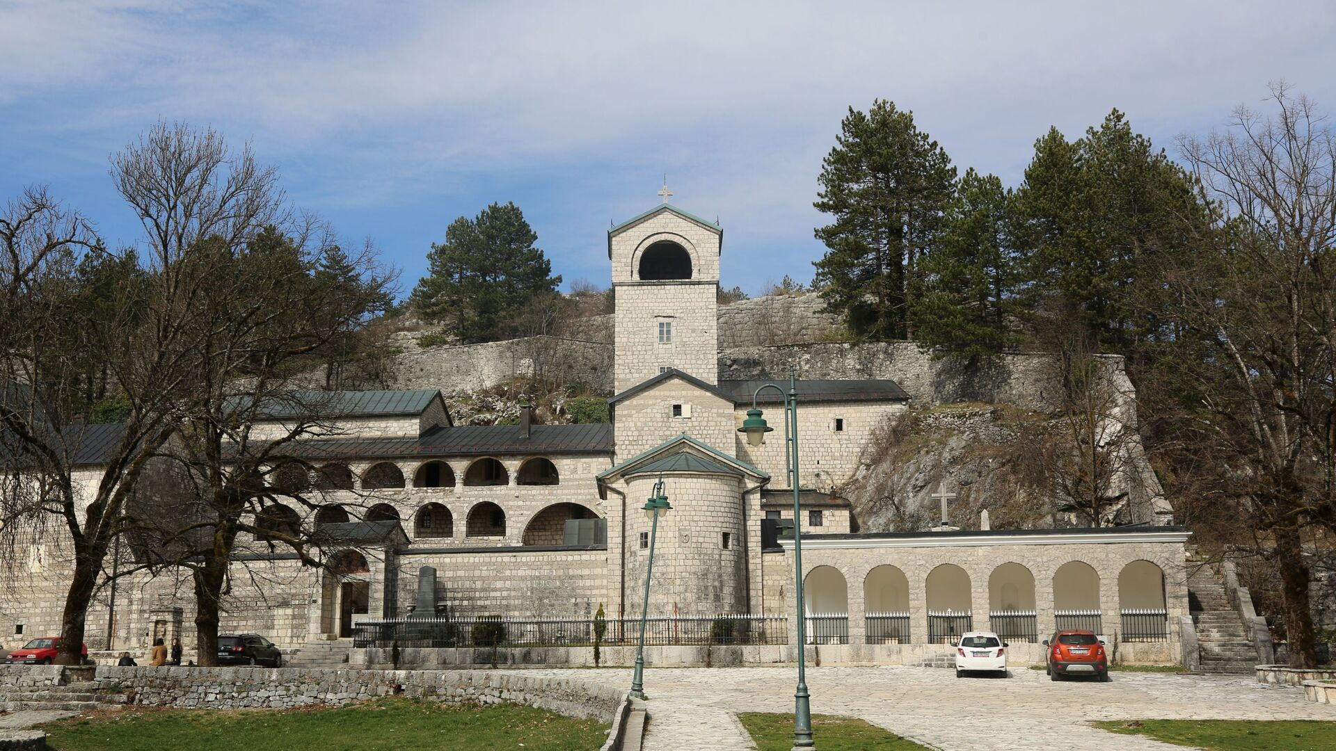 Цетињски манастир - Sputnik Србија, 1920, 02.09.2021