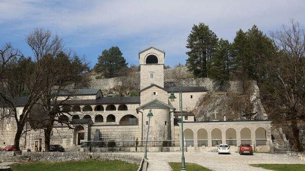 Cetinjski manastir - Sputnik Srbija